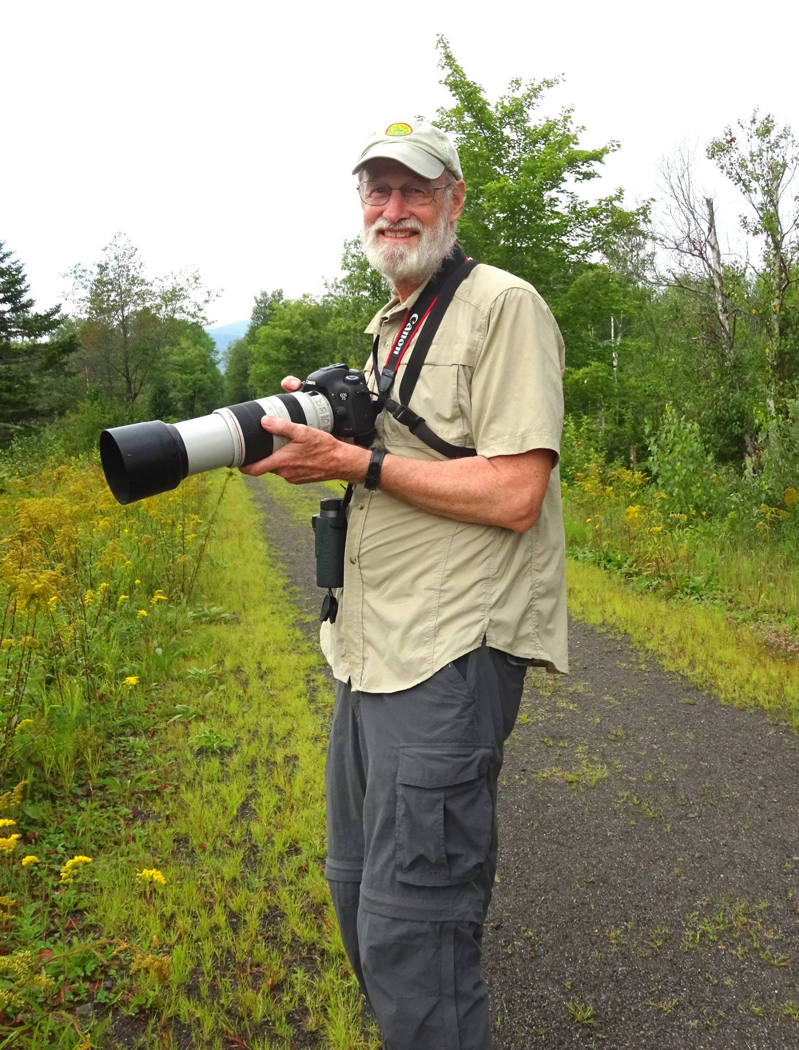 Birder-Photographer Dave Forsyth 26 Aug 2016